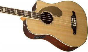 Fender Acoustic Guitars California KINGMAN BASS