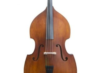 Cecilio 1/2 CDB-100 Upright Double Bass w/Adjustable Bridge