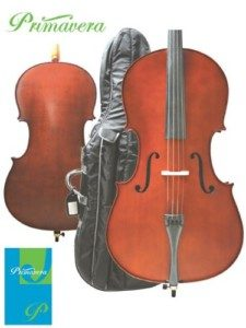 best cello brands - primavera best cellos