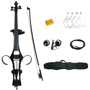 Kinglos 4/4 Colored Solid Wood Electric Cello