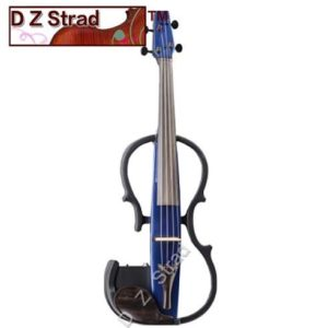 D Z Strad 4-string Electric Violin Outfit E201
