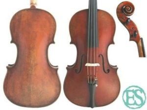 Eastman Master Series Poplar Advanced Professional Viola
