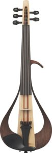 Yamaha YEV105NT Electric Violin, Natural,