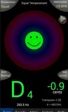 tonalenergy tuning app