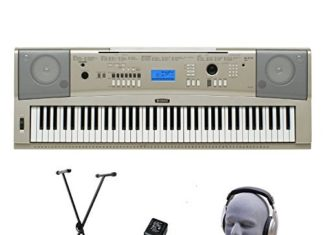 Yamaha YPG-235 Portable Grand Piano