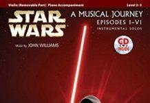 star wars beginner violin sheet music