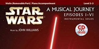 star wars beginner violin sheet music