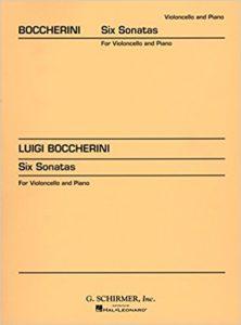 6 Sonatas Boccherini