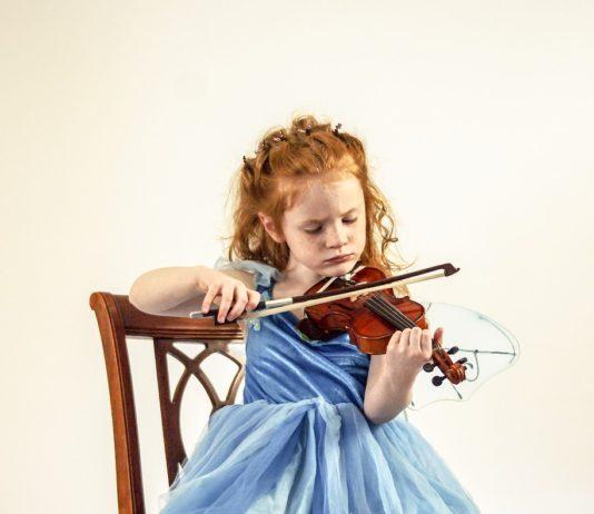 beginner violin lessons