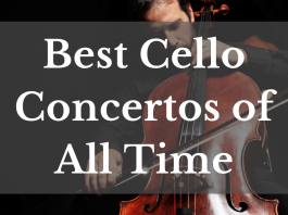 Best Cello Concertos