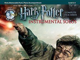 harry potter viola music