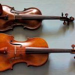violin vs viola size