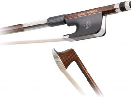 carbon fiber bow