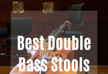 best double bass stools