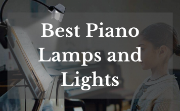 Best Piano Lamps