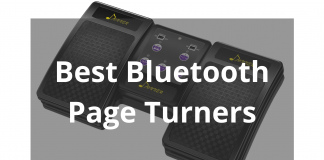 Best Bluetooth Page Turners