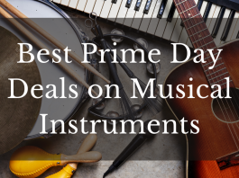 Best Prime Day Deals On Musical Instruments