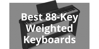 Best 88 Key Weighted Keyboards