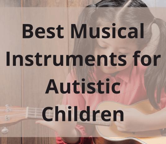 Best Musical Instruments For Autistic Children