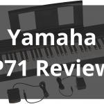 Yamaha P71 Review