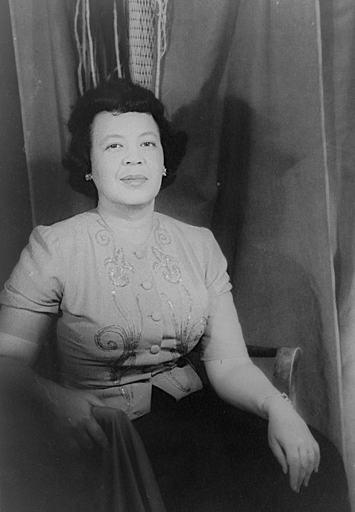 Photo of Margaret Bonds, one of the most famous black composers