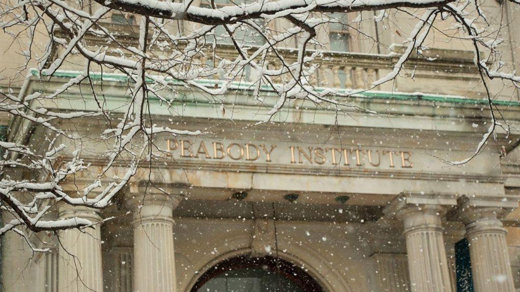 Peabody Institute Building