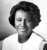picture of Professor Undine Smith Moore, one of the most famous black composers