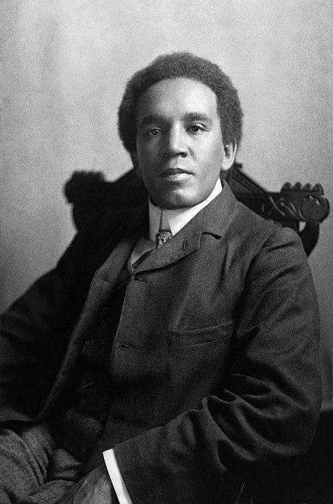picture of Samuel Coleridge Taylor