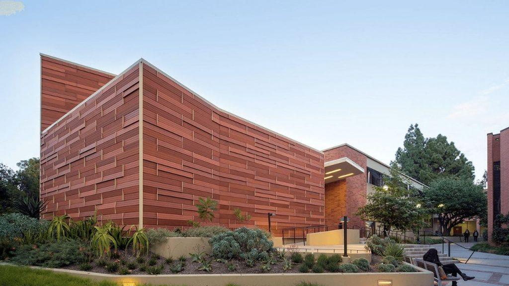UCLA Herb Alpert School Of Music building