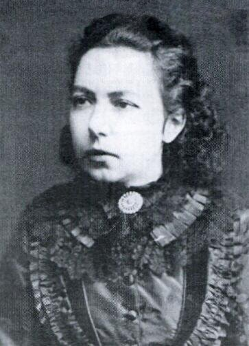 photo of Agnes Tyrrell, a great Czech composer