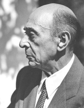 Arnold Schoenberg is a top composer of 20th century