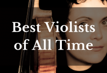 Best Violists Of All Time