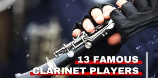 Orchestra Centra's featured image about 13 famous clarinet players
