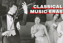 Featured image of Orchestra Central's classical music eras article
