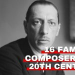 Orchestra Central's famous composer of 20th century featured image