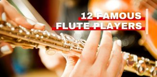 Orchestra Centra's 12 famous flute players featured image