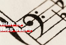 Featured image of Orchestra Central's what is bass clef article