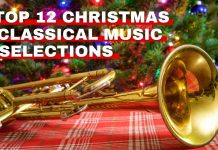 Orchestra Central's featured image about the best Christmas classical music selections