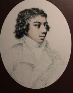 A photo of George Bridgetower