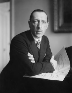 Igor Fyodorovich Stravinsky is a top composer of 20th century