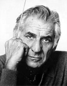 A picture of Leonard Bernstein