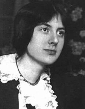A photo showing Lili Boulanger