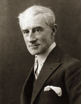 A picture of Maurice Ravel