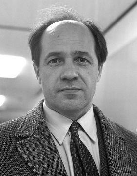 A picture of Pierre Boulez
