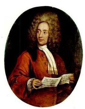 A picture of Tomaso Albinoni, one of the best Baroque composers