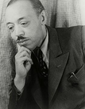 A picture of black composer William Grant Still